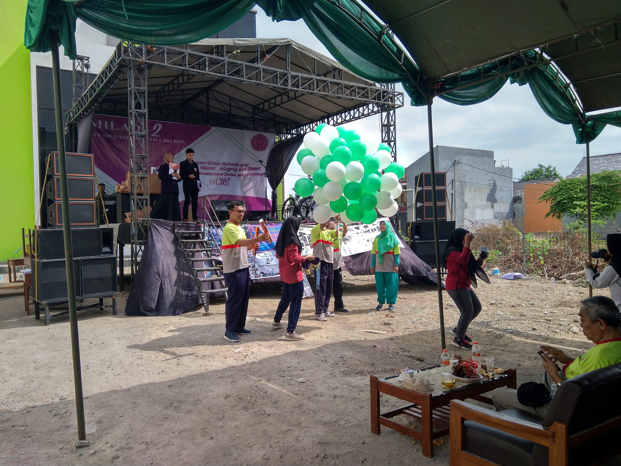 Milad ke 2 tahun STF Muhammadiyah Cirebon