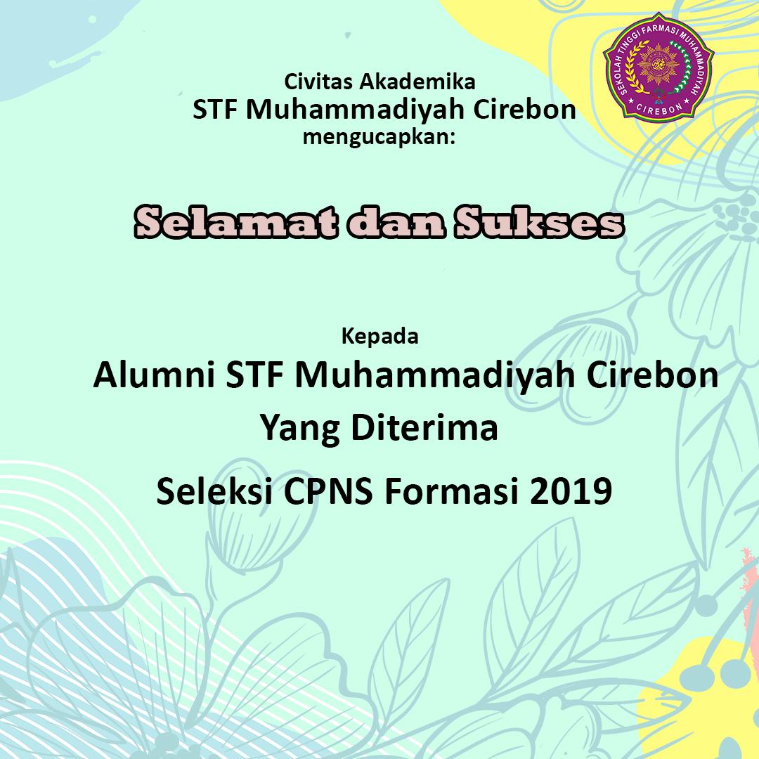Selamat dan Sukses kepada Alumni!